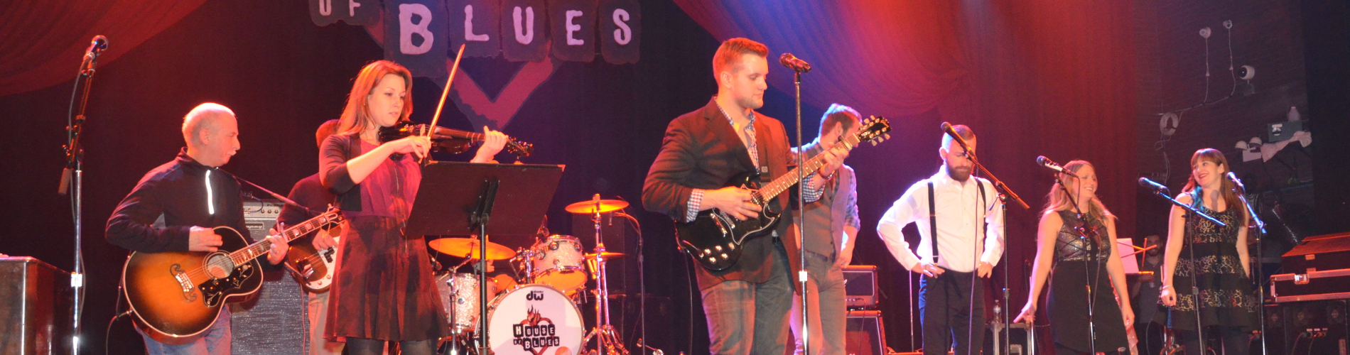 Holiday Party 2015 at the House of Blues Chicago feature image